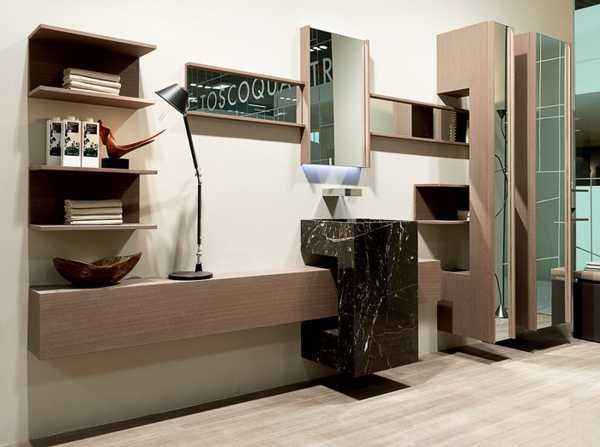 Современные стили в дизайне офиса